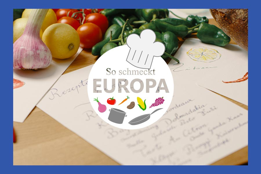 SO SCHMECKT EUROPA Kochserie Vorschaubild