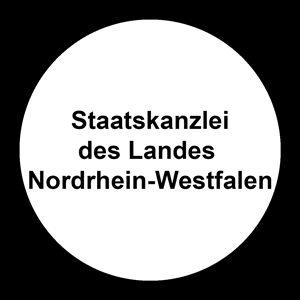 Kundenlogo Staatskanzlei NRW